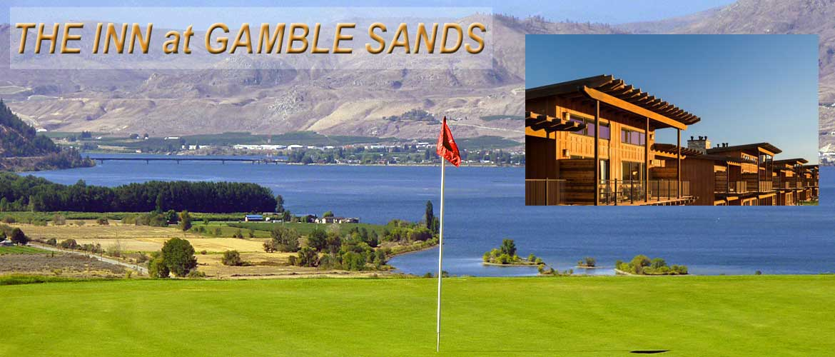 Gamble Sands Lodging